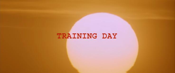 training day 1